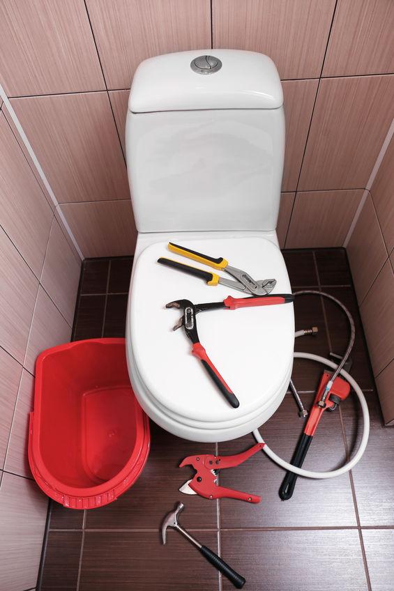Toilet Repair Equipment